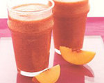 Strawberry Peach Necatarine Juice Blend