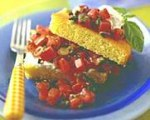 Zesty Tomato Shortcakes