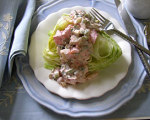 Sugar Free, Low Carb Wedge Salad