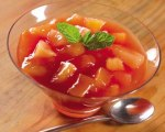 Warm Asian Fruit Compote