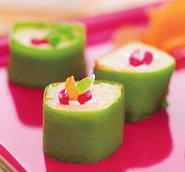 Hostess Twinkies Sushi