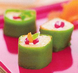 Hostess Twinkies Sushi
