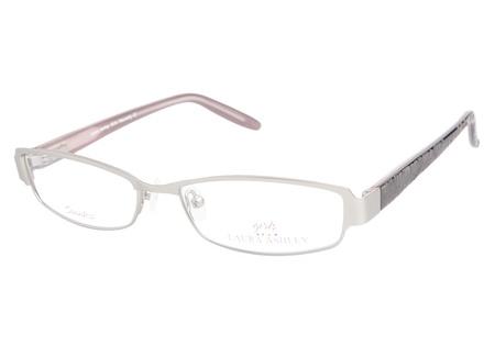 Laura Ashley Heavenly Silver eyeglasses
