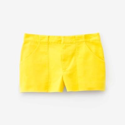 Utility pocket shorts