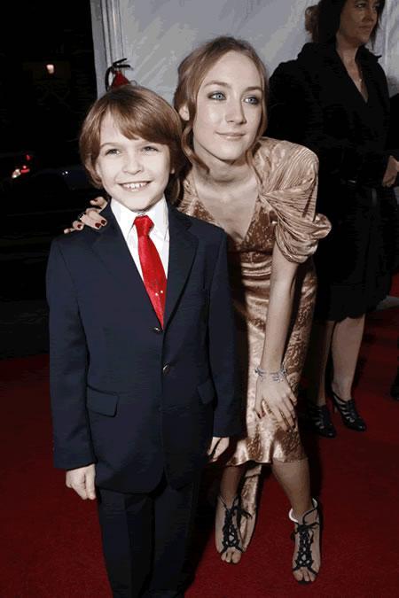 Christian Ashdale & Saoirse Ronan