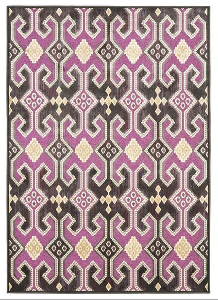 Radiant Orchid Rug