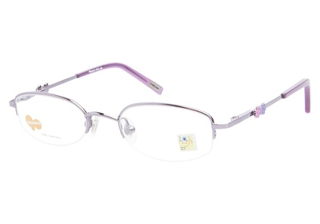 Nickelodeon SpongeBob Megastar Purple eyeglasses