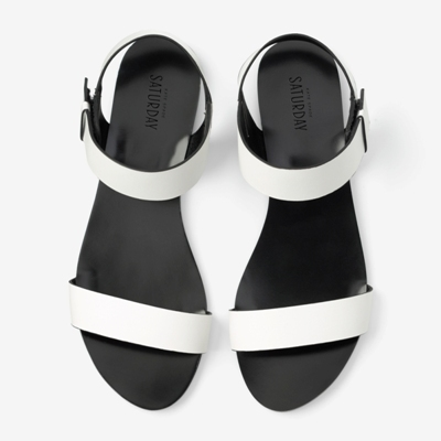 Easy-on sandals
