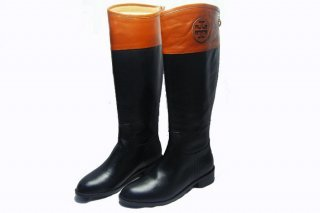 Tory Burch Winnie Rain Riding Boot