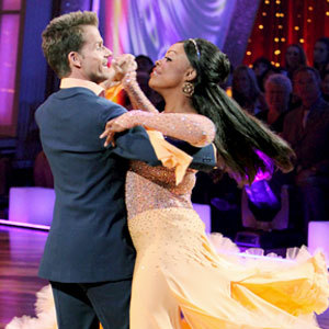 Niecy Nash Eliminated from DWTS
