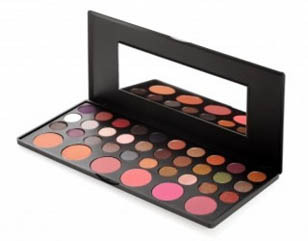 BH Cosmetics 36 Color Eyeshadow and Blush Palette