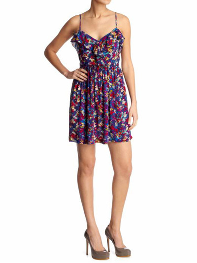 Eight Sixy floral print dress