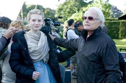 Mia Wasikowska &amp;amp; Richard Zaruck