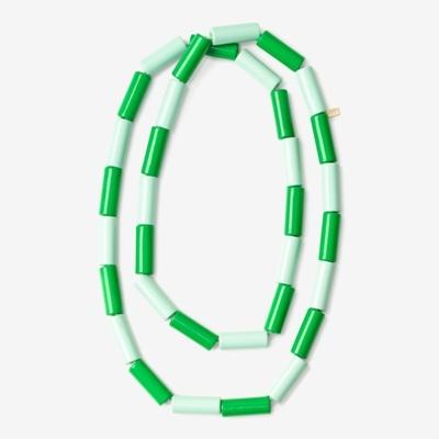Jump around necklace