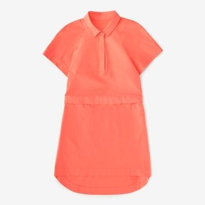 Two-way shirtdress