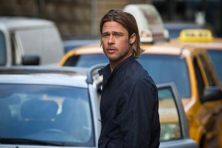 Brad Pitt in World War Z
