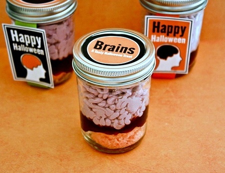 Edible brains