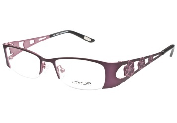 Ltede 1037 Purple Pink eyeglasses