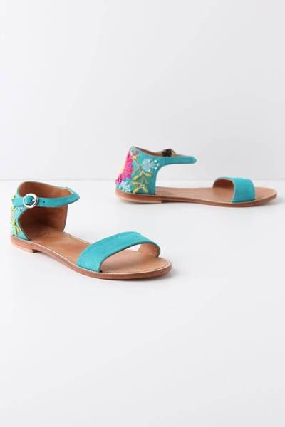 Paso Fino Sandals