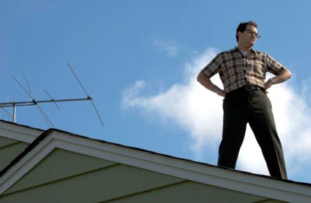 "Best motion picture of the year nominee ""A Serious Man"""