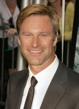 "Aaron Eckhart at Premiere of ""Dark Knight"""