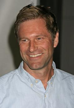 Aaron Eckhart at Vanity Fair Event