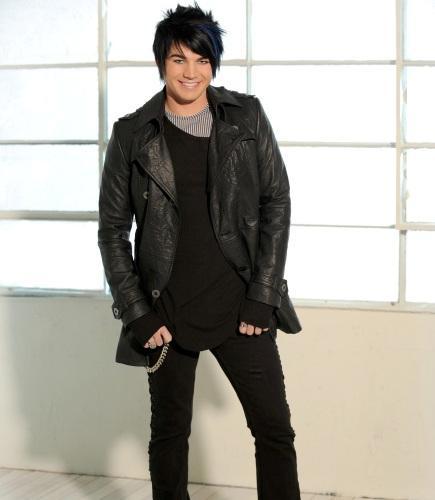 Adam Lambert on American Idol Season 8
