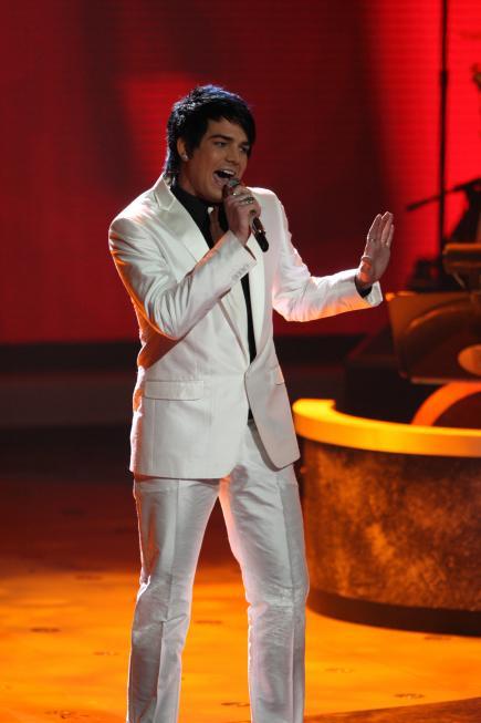 American Idol favorite Adam Lambert
