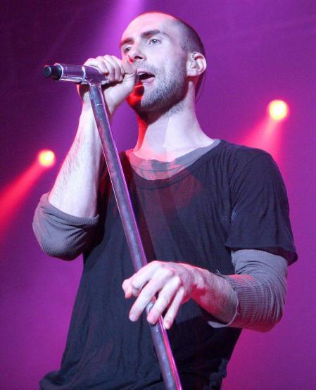Adam Levine London
