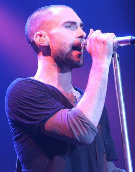 Adam Levine Wembley