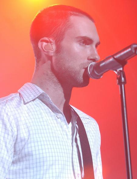 Adam Levine Manchester