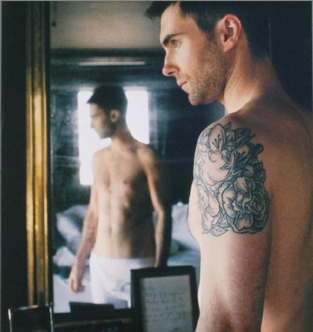 Adam Levine Mirror