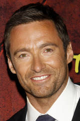 Hugh Jackman at &amp;quot;The Addams Family&amp;quot; opening night