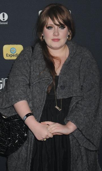 Adele Hairstyle