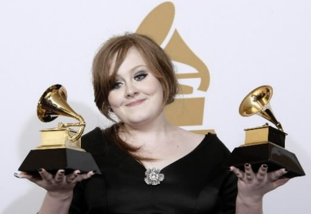 Adele 2009 Best New Artist
