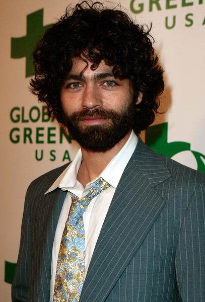 Who's the guy with the beard? That would be Adrian Grenier