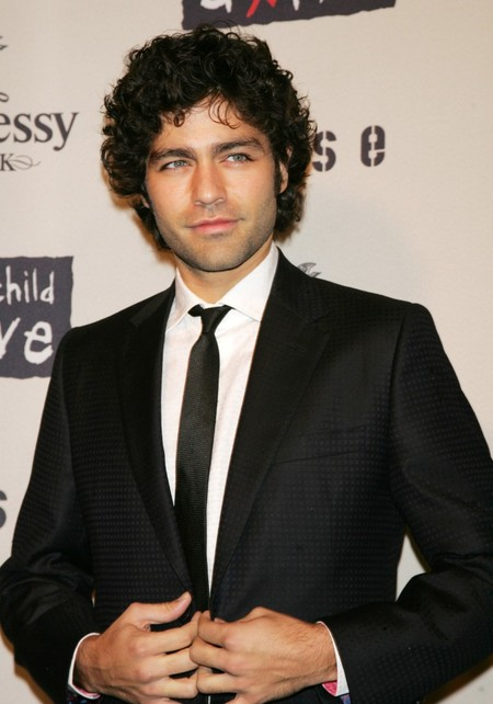 Adrian Grenier looking very dapper