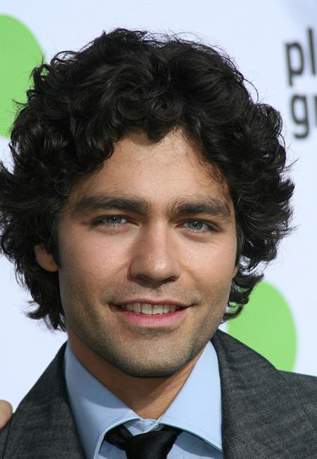 Adrian Grenier green giving