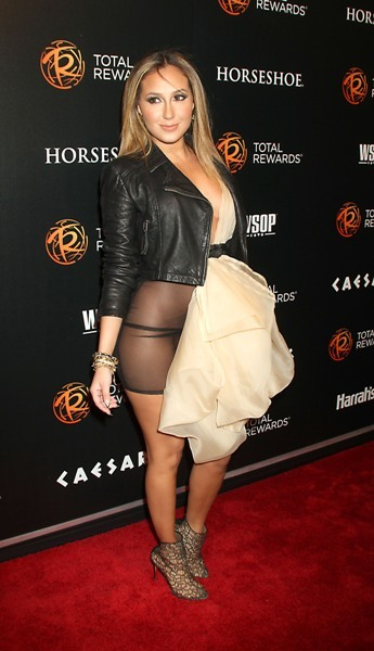 Sheer Disaster: Adrienne Bailon