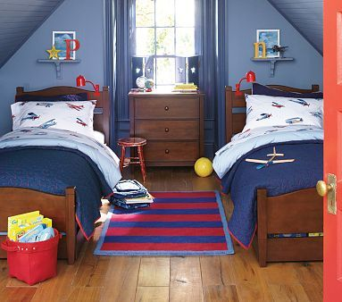 Airplanes! - Boys' bedroom ideas