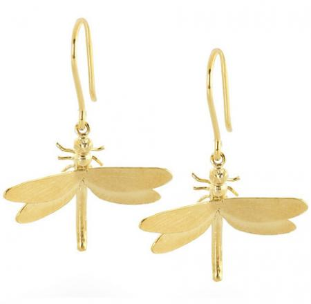 Alex Monroe Dragonfly Earrings