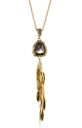 "Alexis Bittar ""Miss Havisham"" necklace"