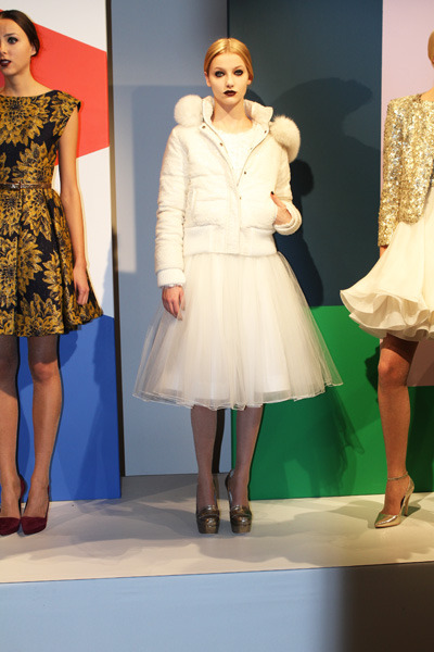 Alice and Olivia Fall 2012 collection