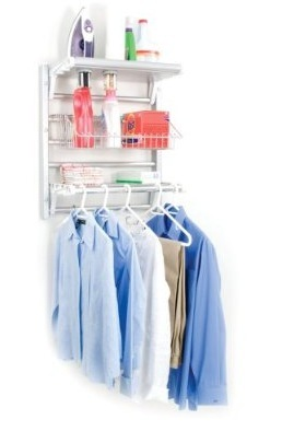 All-in-One Box Organizational Solution for the Laundry Room