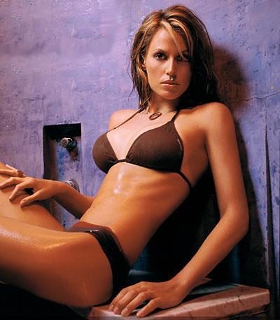 Amanda Beard in Maxim