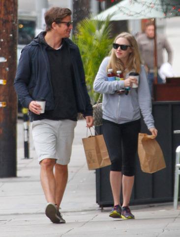 Josh Harnett & Amanda Seyfried
