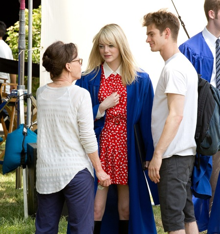 Emma Stone, The Amazing Spider-Man 2