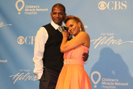 All My Children's Darnell Williams and Debbi Morgan