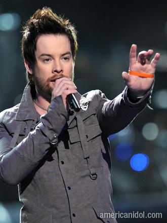 Season 7 American Idol David Cook