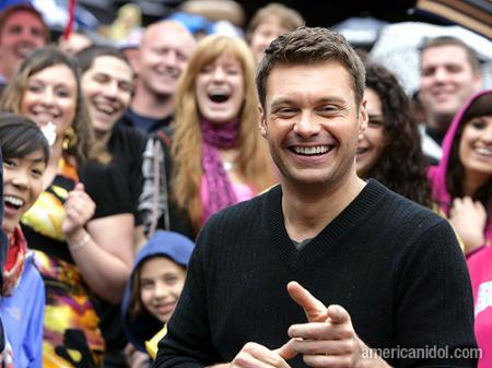 American Idol Season 9 Boston Auditions Ryan Seacrest
